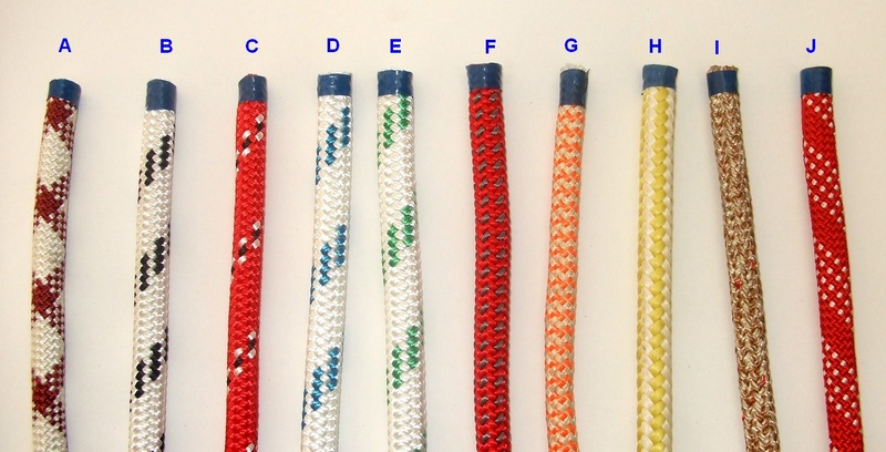 how to splice a rope end to end