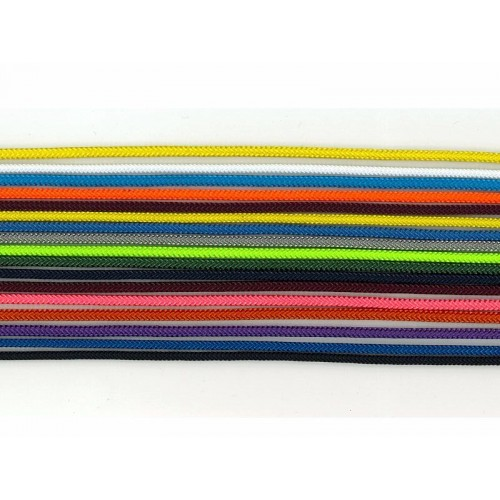1.5mm Polyester Smooth Braid Per Mtr