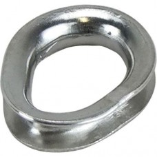 8mm Wedled 316 Stainless Thimbles