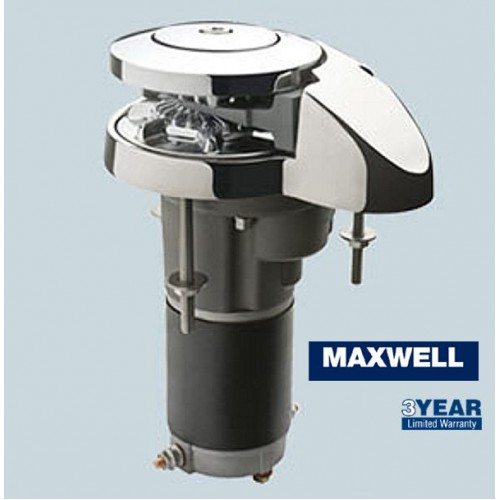 Maxwell RC6 Auto Rope Chain Winch