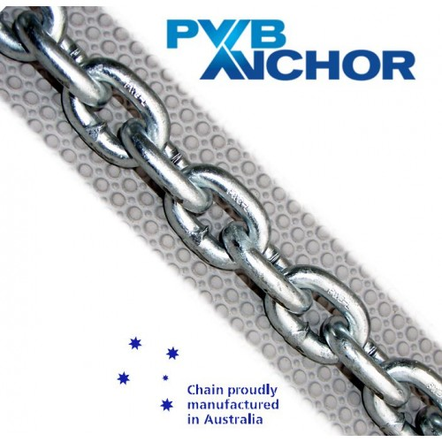 10mm PWB Grade L Short Link Anchor Chain