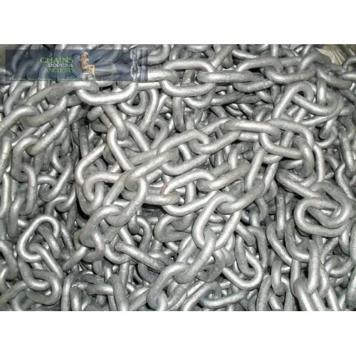 5mm DIN5685/A Galvanised Maggi Reg Link Chain