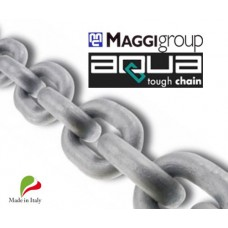 6mm DIN766/A Maggi AQUA Short Link Anchor Chain