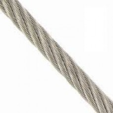 4mm 7x19 316 Stainless Steel Wire per mt