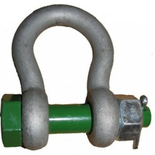 19mm Pin Green Pin Safety Shackle