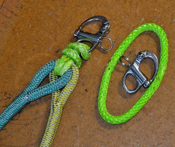 Splicing and Ropework